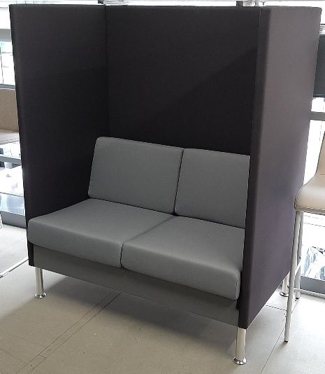 SMV Manhattan 2-Sitzer HighBack