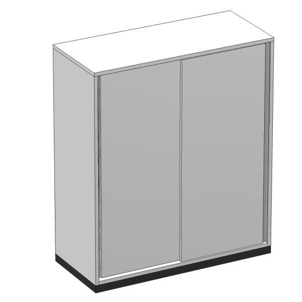 Share It - Schiebe-Tür Front 19mm 3OH (LAGERWARE)