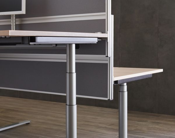 fm Schreibtische / Sitz-Stehtisch